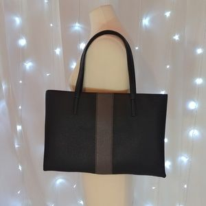 New Vince Camuto Black Luck Tote Bag